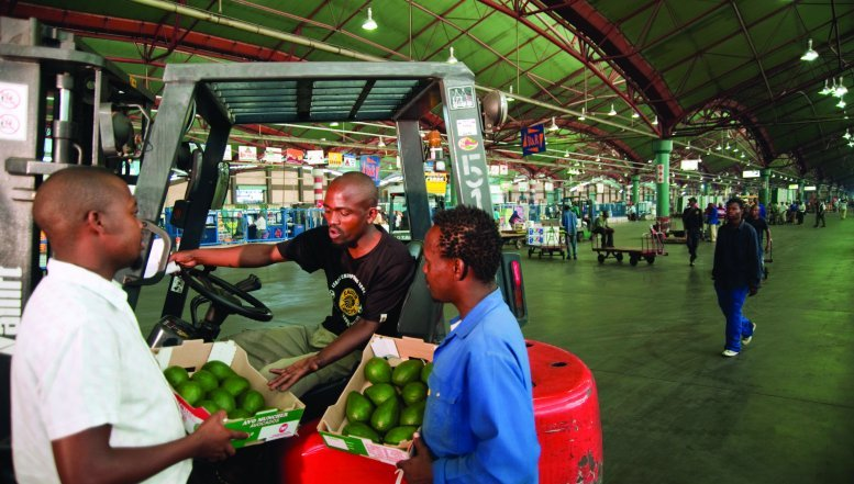 If Cabinet would pass the Business Licensing Bill, this would compel hawkers to register their businesses with local municipalities at a fee.