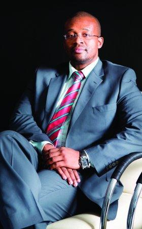 ARA CEO, Dr Osborn Mahanjana.