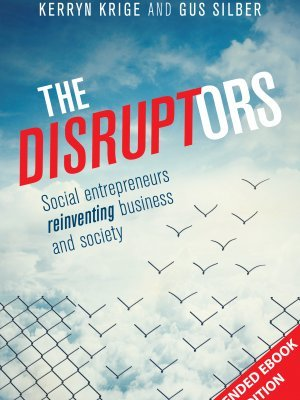 The Disruptors Extended Ebook Edition Cover
