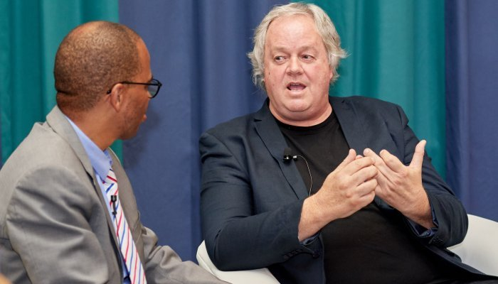 """Both politicians and business people are as honest as they are allowed to be, because, when you're dealing with money, you're also dealing with greed and I think we find greed on both sides."" Jacques Pauw, author and investigative journalist"