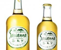 Savanna premium cider.