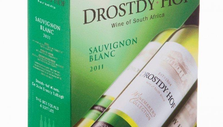Drostdy-Hof Sauvignon Blanc 2012.