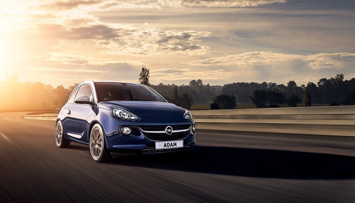 FOR THE PLANET: Opel Adam