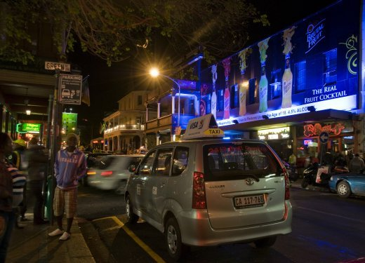 Shebeens and taverns are evolving to become township bars and nightclubs where tourists and mostly young people, black and white could unwind and socialise..jpg