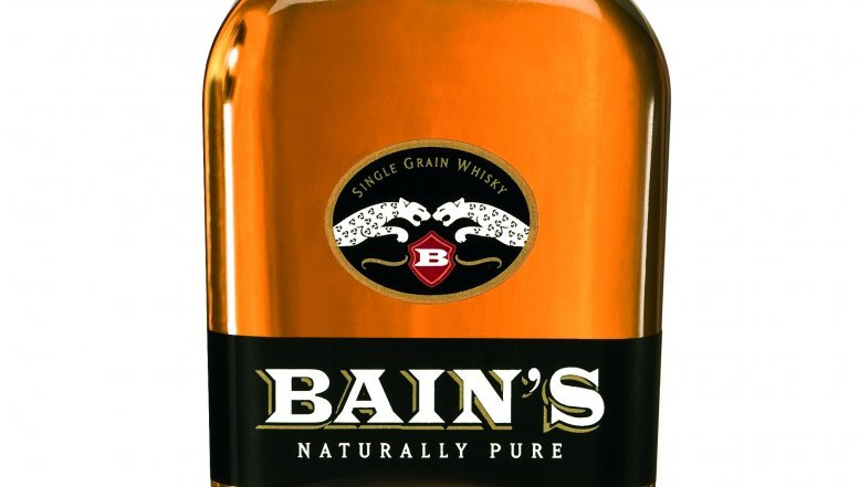 Bain's, Grain Whisky.