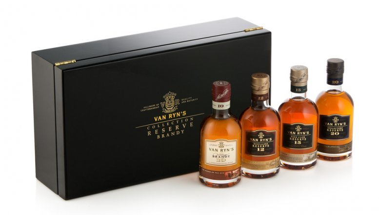 Van Ryn's luxury gift for father.