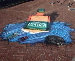 Scottish Leader street art at V&A Waterfront, CT LR.jpg
