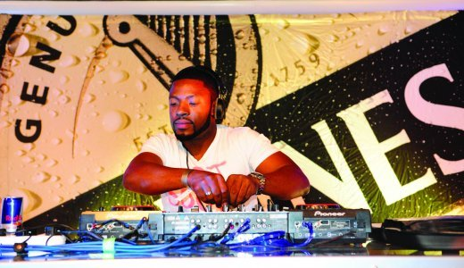 DJ Soul T entertains the crowd. Image By Courtesy of Brandhouse..jpg