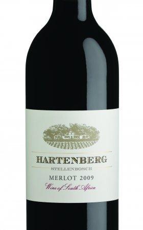 Hartenberg Merlot 2009.