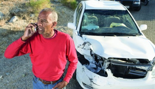 Car insurance in case of an accident