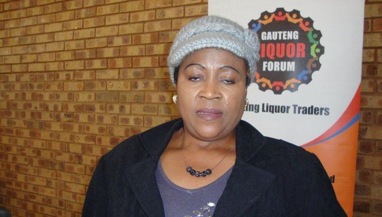 Family spokesperson, Caroline Siyangaphi Gamede..JPG