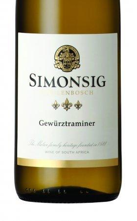 Simonsig Gewürztraminer 2012