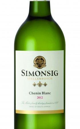 Simonsig Chenin Blanc 2012