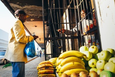Covid-19 and the Informal Economy